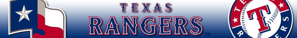 Texas Rangers Teams Mlb